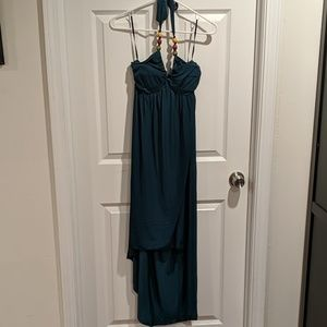 Dresses & Skirts - Hi low vacation dress NWT - sell by 9/2